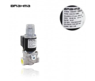Brahma: Gas Solenoid Valve EG12*L*GMO